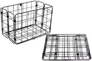 Wald Basket 582 Rear Folding 12x7x8 Blk.jpg